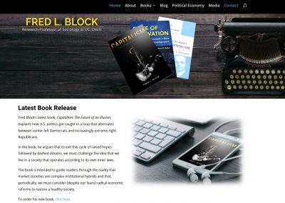Fred Block Sample
