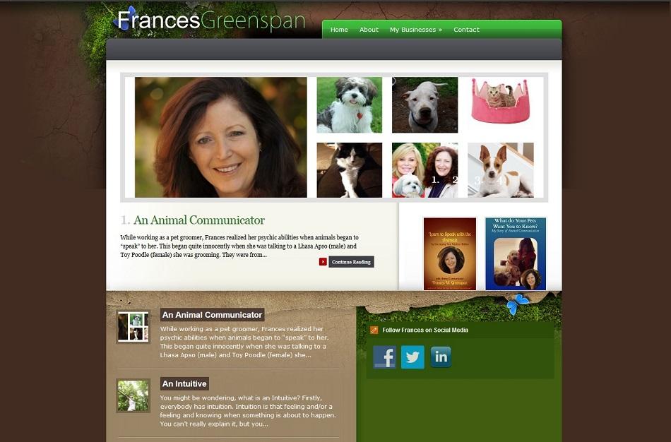 Pet Website